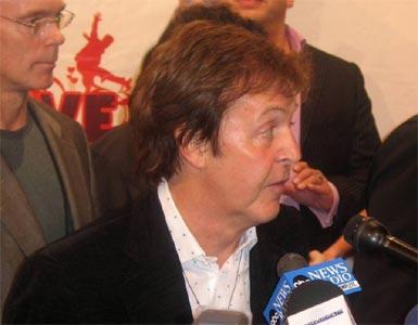 Para Paul McCartney Gran Hermano es la celebración de la mediocridad