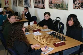 "Se inauguró la copa de ajedrez femenino ""Ciudad de San Isidro"""