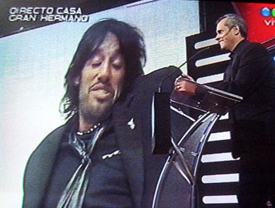 Nino Dolce fue expulsado de la casa de Gran Hermano