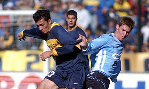 El equipo de Russo venció 1-0 a Belgrano, con gol de Marioni. Con los suplentes le alcanzó para superar a los cordobeses, que siguen en zona de descenso directo.