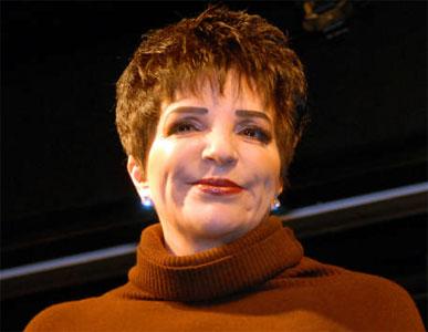 Liza Minelli se presenta en una única función en Buenos Aires