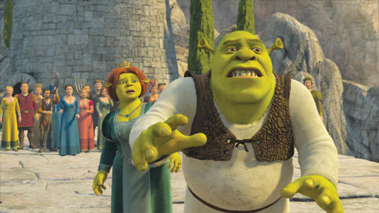 Con el esperado Shrek Tercero se renueva la cartelera de cines