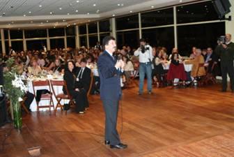 El intendente de San Isidro manifestó durante el encuentro su reconocimiento por la trascendente labor de ACIAPO