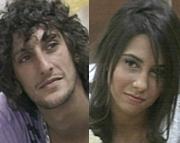 Robertino y Cinthia los nuevos nominados en Gran Hermano
