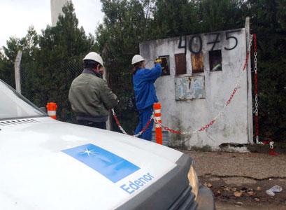El municipio reclama a Edenor por cortes en diferentes localidades de San Isidro