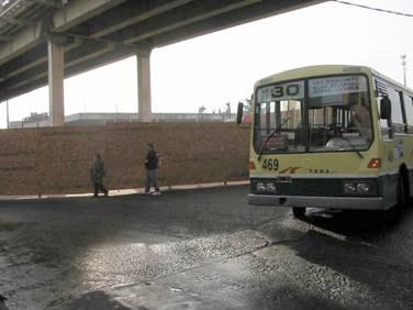 Por las obras del futuro túnel de Boulogne Modifican recorridos del transporte colectivo