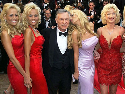 La vida del fundador de Playboy irá al cine