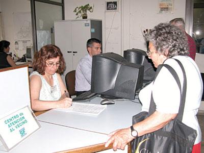 Centro de Atención al Vecino de San Fernando