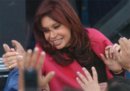 Alberto Fernández confirmó la candidatura presidencial de Cristina.