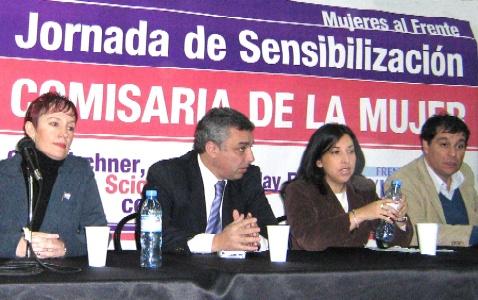 El 11 de julio se inaugurará en Pacheco, frente al hospital, la comisaría de la mujer
