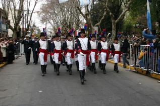 San Isidro festejó la Independencia