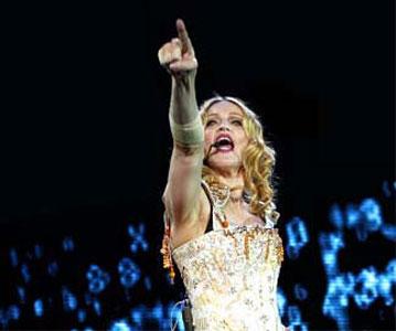 Madonna acusa a la sociedad de discriminar por la edad
