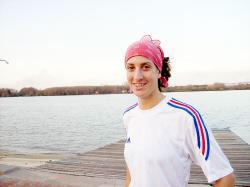 Gabriela Best doce veces campeona argentina de Remo