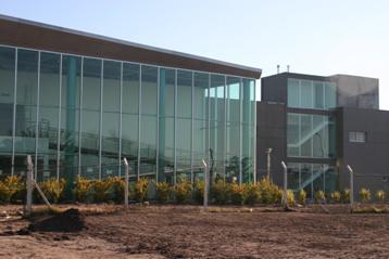 Avanzan los trabajos para concluir el nuevo centro de salud de Beccar