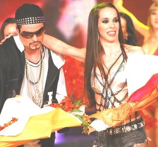 Victoria Onetto y Adrián Sánchez fueron eliminados en Bailando por un sueño