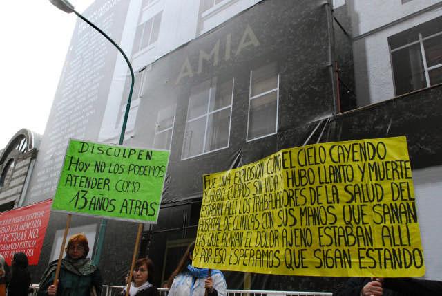 A 13 años del ataque a la AMIA, la comunidad judía volvió a pedir que se rompan relaciones con Irán