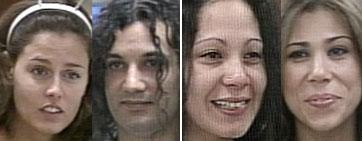 Fernanda, Diego, Lissa y Jacqueline son finalistas del juego