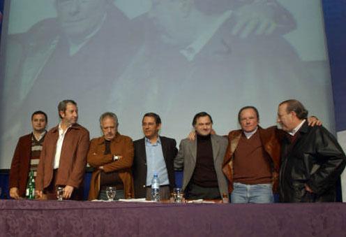 Cobos fue proclamado como candidato a vicepresidente