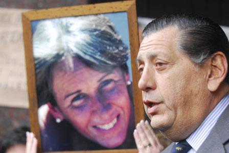 Amigos de Carrascosa pidieron su liberación y justicia por María Marta