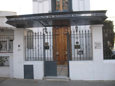 La Sociedad Cosmopolita de San Isidro cumple 135 años