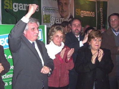 Acción comunal presentó su lista de Candidatos a Concejales