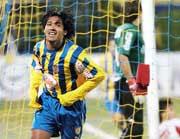 El delantero Néstor Ayala es el nuevo refuerzo de Tigre