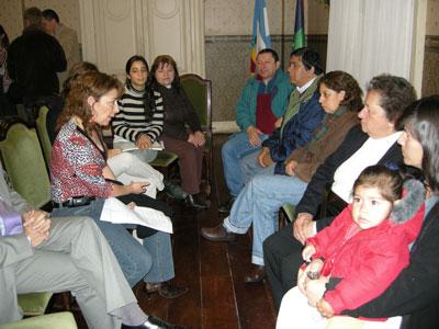 Más cerca de la escrituración de 121 viviendas del barrio San José