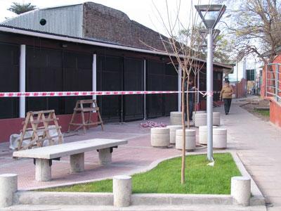 Nuevo espacio público y feria en Carupá