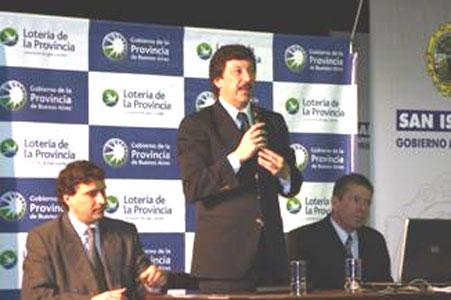 Gustavo Posse el presidió el lanzamiento provincial de las Jornadas de Educación Vial
