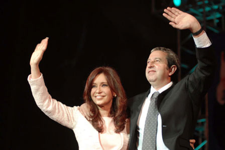 Cristina y Cobos