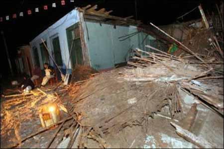 Al menos 337 muertos y más de 800 heridos por sismo en Perú