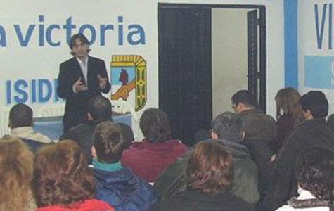 Sebastián Galmarini será el candidato a Intendente del Frente Para la Victoria en San Isidro