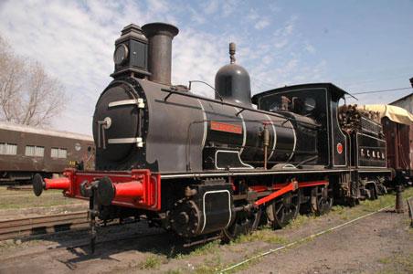 A 150 años de La Porteña, buscan recuperar el ferrocarril