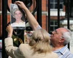 Conmemoran el décimo aniversario de la muerte de Lady Di