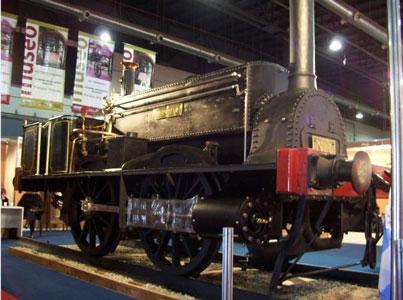 Una exposición recorre los 150 años del ferrocarril argentino - La Porteña