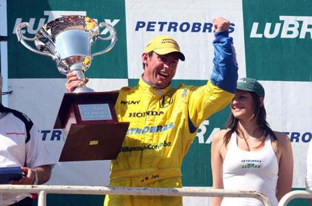 Pachto López ganó en el TC 2000 y logra primer su triunfo en el país