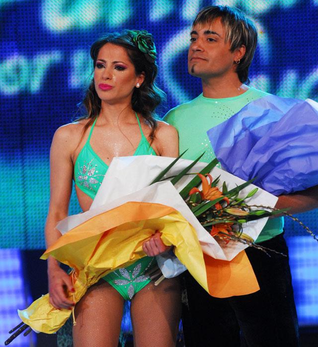 Victoria Vanucci eliminada de Patinando por un Sueño