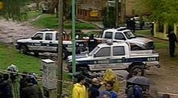 Asalto con toma de rehenes en Don Torcuato