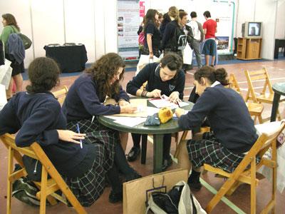 Se realizó la II Expo-Estudiante de San Fernando