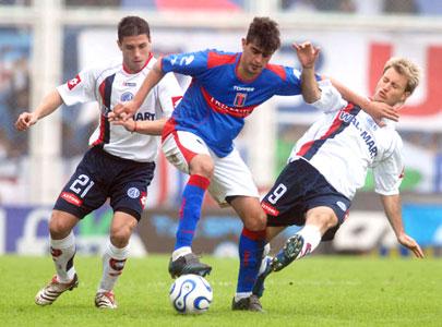 San Lorenzo ganó 2-1 frente a Tigre.