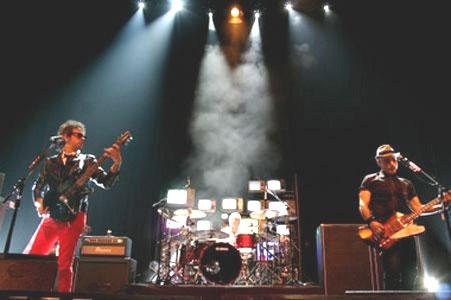 Soda Stereo anticipó su regreso con una actuación en vivo