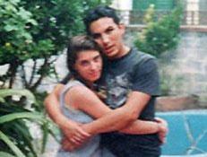 Fabián Tablado, el joven que asesinó a su novia, Carolina Aló