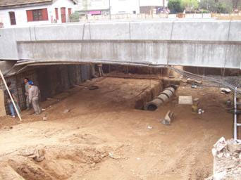 Concluye la excavación del túnel de Pueyrredon