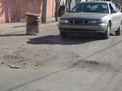 Baches: el eterno problema de las calles porteñas