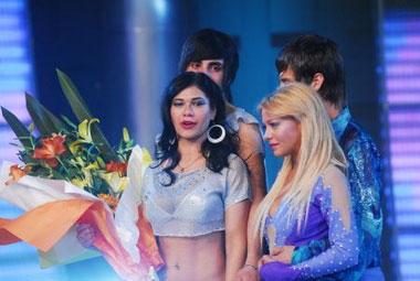 Mariana de Melo y Jonatan Matta fueron eliminados en Patinando por un sueño