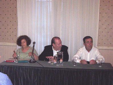 Amieiro presentó el primer anuario con datos sociodemográficos de la ciudad