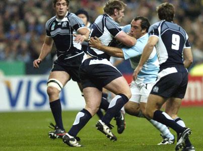 La Pumas vencen  a Escocia y entran en la historia grande