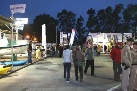 Más de 30.000 personas visitaron el Salón Náutico