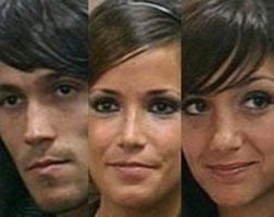 los participantes Esteban Morais, Soledad Melli y Eugenia Puggioni quedaron nominados
