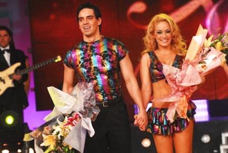 María Eugenia Ritó fue eliminada en Bailando por un sueño